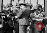 Image of American soldiers English Channel, 1944, second 52 stock footage video 65675051831