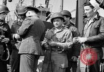 Image of American soldiers English Channel, 1944, second 54 stock footage video 65675051831