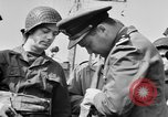Image of American soldiers English Channel, 1944, second 55 stock footage video 65675051831