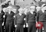 Image of American officer English Channel, 1944, second 13 stock footage video 65675051833