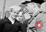 Image of American officer English Channel, 1944, second 22 stock footage video 65675051833