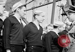 Image of American officer English Channel, 1944, second 29 stock footage video 65675051833