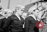 Image of American officer English Channel, 1944, second 36 stock footage video 65675051833