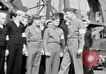 Image of American officer English Channel, 1944, second 43 stock footage video 65675051833