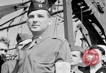 Image of American officer English Channel, 1944, second 57 stock footage video 65675051833