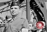 Image of American officer English Channel, 1944, second 61 stock footage video 65675051833