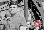 Image of American officer English Channel, 1944, second 62 stock footage video 65675051833