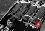 Image of casualties English Channel, 1944, second 12 stock footage video 65675051835