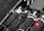 Image of casualties English Channel, 1944, second 15 stock footage video 65675051835