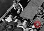 Image of casualties English Channel, 1944, second 17 stock footage video 65675051835