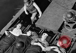 Image of casualties English Channel, 1944, second 18 stock footage video 65675051835