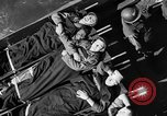 Image of casualties English Channel, 1944, second 22 stock footage video 65675051835