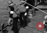 Image of casualties English Channel, 1944, second 25 stock footage video 65675051835