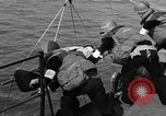 Image of casualties English Channel, 1944, second 30 stock footage video 65675051835