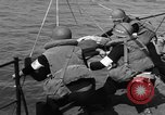 Image of casualties English Channel, 1944, second 31 stock footage video 65675051835