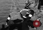 Image of casualties English Channel, 1944, second 32 stock footage video 65675051835