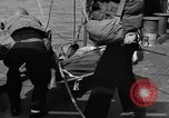 Image of casualties English Channel, 1944, second 34 stock footage video 65675051835