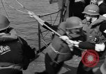 Image of casualties English Channel, 1944, second 40 stock footage video 65675051835