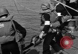 Image of casualties English Channel, 1944, second 41 stock footage video 65675051835