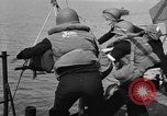 Image of casualties English Channel, 1944, second 46 stock footage video 65675051835