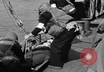 Image of casualties English Channel, 1944, second 48 stock footage video 65675051835