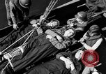 Image of casualties English Channel, 1944, second 54 stock footage video 65675051835