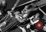 Image of casualties English Channel, 1944, second 55 stock footage video 65675051835