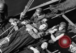 Image of casualties English Channel, 1944, second 56 stock footage video 65675051835