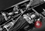 Image of casualties English Channel, 1944, second 58 stock footage video 65675051835