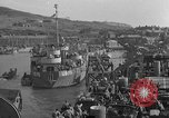 Image of several LSTs United Kingdom, 1944, second 58 stock footage video 65675051839