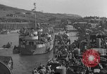 Image of several LSTs United Kingdom, 1944, second 59 stock footage video 65675051839