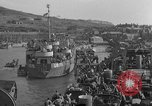 Image of several LSTs United Kingdom, 1944, second 60 stock footage video 65675051839
