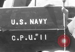 Image of US troops aboard LST United Kingdom, 1944, second 3 stock footage video 65675051841