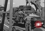 Image of US troops aboard LST United Kingdom, 1944, second 16 stock footage video 65675051841