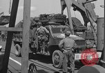 Image of US troops aboard LST United Kingdom, 1944, second 18 stock footage video 65675051841