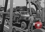 Image of US troops aboard LST United Kingdom, 1944, second 19 stock footage video 65675051841
