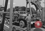 Image of US troops aboard LST United Kingdom, 1944, second 20 stock footage video 65675051841