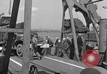 Image of US troops aboard LST United Kingdom, 1944, second 29 stock footage video 65675051841