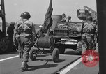 Image of US troops aboard LST United Kingdom, 1944, second 39 stock footage video 65675051841