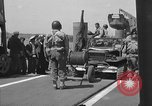 Image of US troops aboard LST United Kingdom, 1944, second 42 stock footage video 65675051841