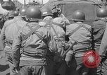 Image of US troops aboard LST United Kingdom, 1944, second 53 stock footage video 65675051841