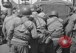 Image of US troops aboard LST United Kingdom, 1944, second 55 stock footage video 65675051841