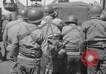 Image of US troops aboard LST United Kingdom, 1944, second 56 stock footage video 65675051841
