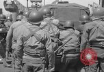 Image of US troops aboard LST United Kingdom, 1944, second 57 stock footage video 65675051841