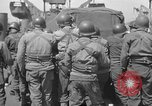 Image of US troops aboard LST United Kingdom, 1944, second 59 stock footage video 65675051841