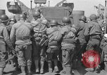 Image of US troops aboard LST United Kingdom, 1944, second 62 stock footage video 65675051841