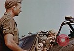 Image of P-47 pilots and crew chiefs of USAAC 57th Fighter Group Corsica France, 1944, second 44 stock footage video 65675051884