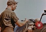 Image of P-47 pilots and crew chiefs of USAAC 57th Fighter Group Corsica France, 1944, second 49 stock footage video 65675051884