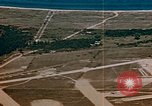 Image of aircraft P 47s Corsica France Alto Air Base, 1944, second 2 stock footage video 65675051885