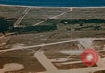 Image of aircraft P 47s Corsica France Alto Air Base, 1944, second 3 stock footage video 65675051885